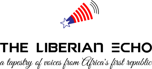The Liberian Echo logo