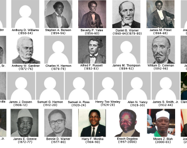 Vice Presidents of Liberia